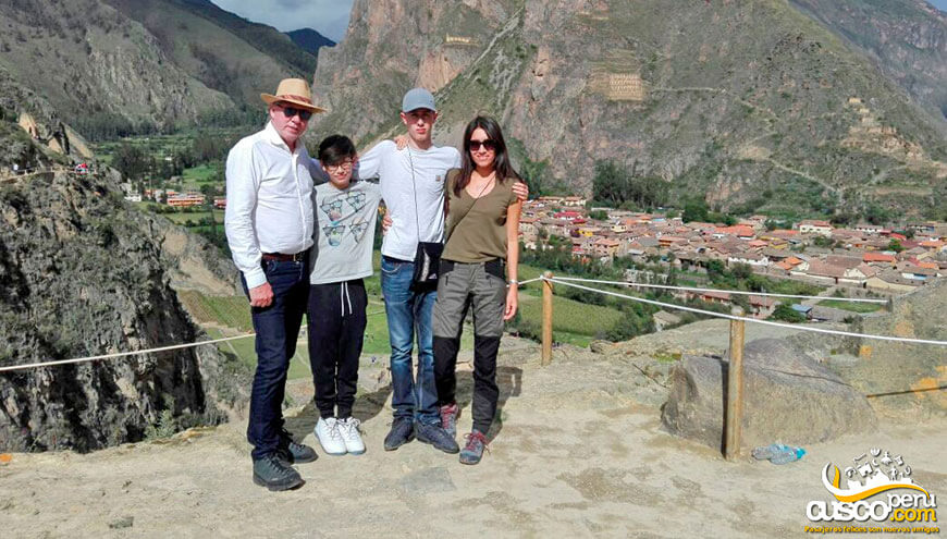 Tour ollantaytambo 1 day