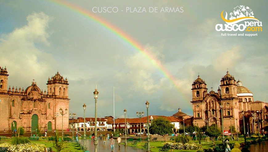 Cusco walking tour