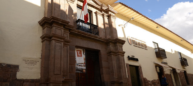 House Of The Marqués De Valleumbroso