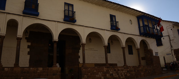 House Of The Inca Garcilaso De La Vega