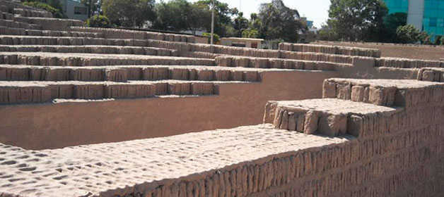 Museu Local Huaca Pucllana