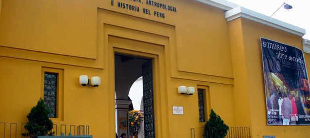 Archeology, Anthropology and Peruvian History Museum