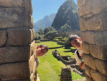 tour machu picchu with children