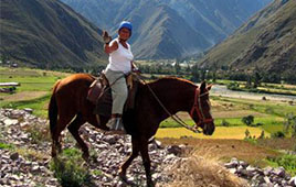 Riding tour in Cusco half day - Explore Chacan ruins by horse