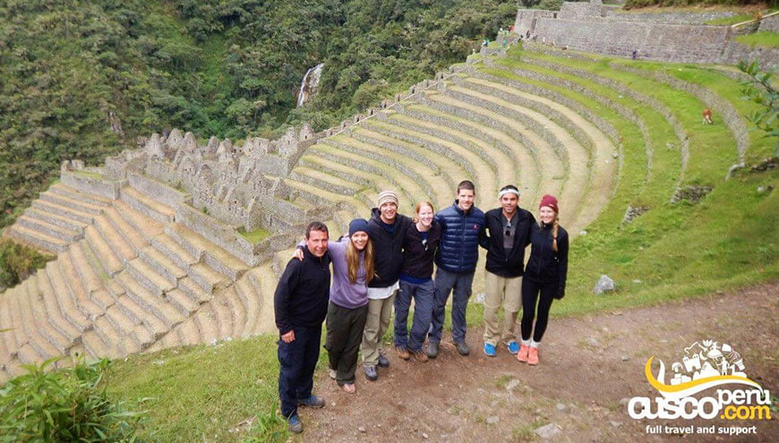 Inca Trail Machu Picchu 4days
