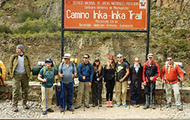 tour inca trail machu picchu classic 4 days