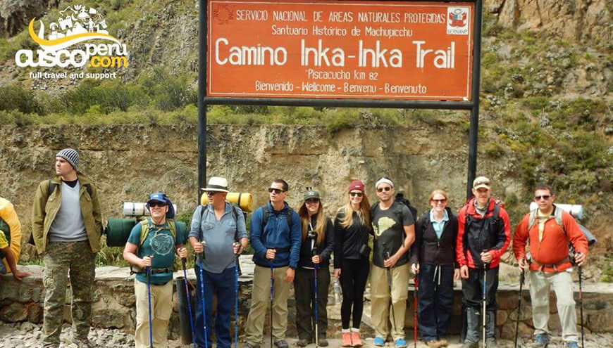 inca trail tour 4days 3nights