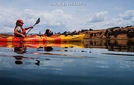 Kayak In Piuray Or In Huaypo Lagoon Half Day
