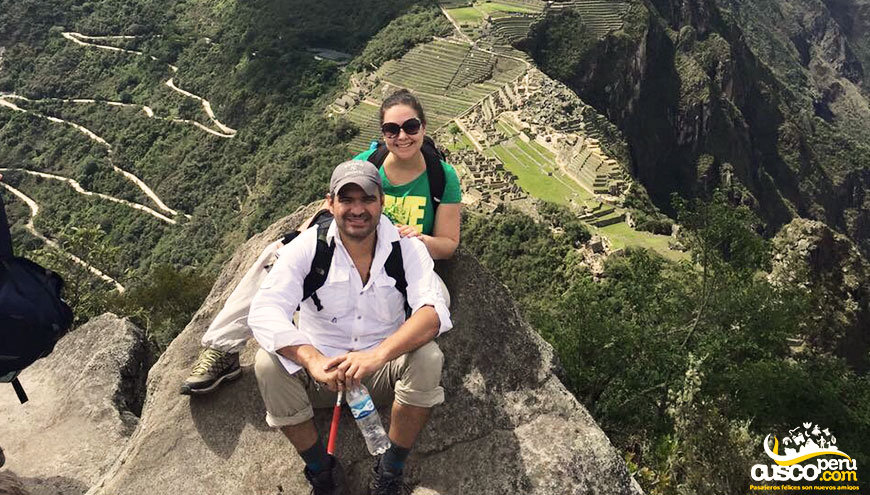 excursion huayna picchu