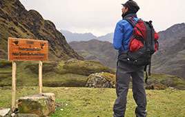 inca trail valley lares machu picchu 4 days