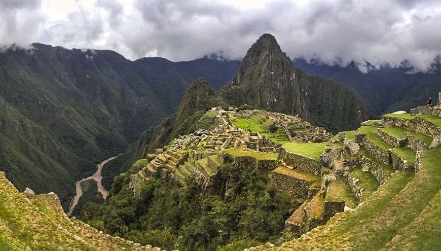 Touristic Package Sacred Valley Machu Picchu Montania 7 Colors
