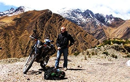 cusco machu picchu motorcycle adventure 3 days