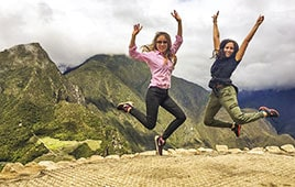 Adventure travel package in Cusco and Machu Picchu 6 days
