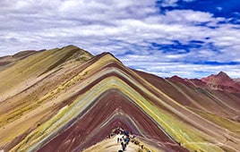 tourist packages sacred valley machu picchu rainbow  mountain