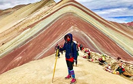 tour machu picchu rainbow mountain 6days