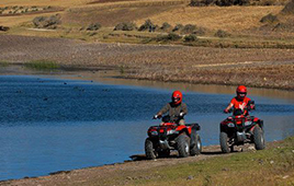 ATVs Tours Vale Sagrado 4 horas