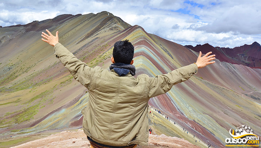vinicunca mountain of colors