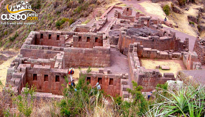 Archaelogical center of Pisac