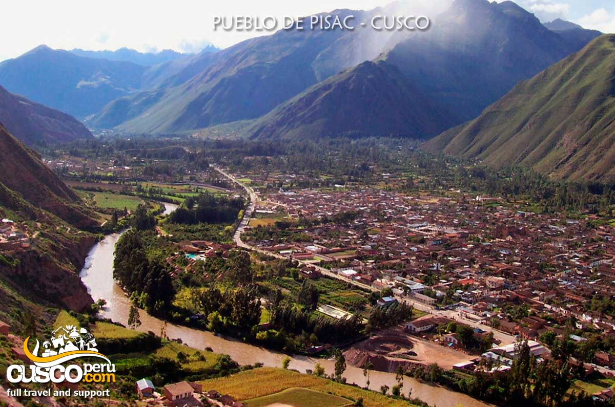 town of Pisac
