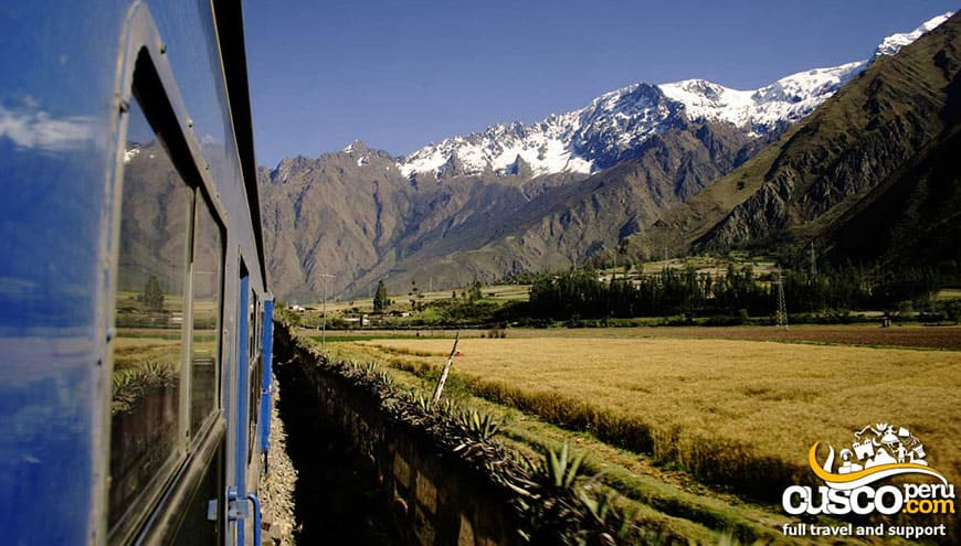 trains to machu picchu